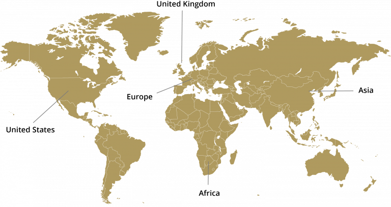 muller & associates global reach map